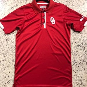 Oklahoma Sooners Polo Shirt